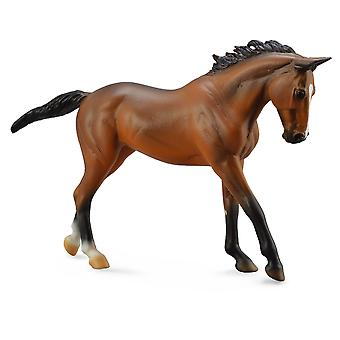 CollectA Thoroughbred Mare Bay Deluxe 1:12 Scale