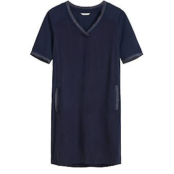 Sandwich Clothing Navy Shift Dress