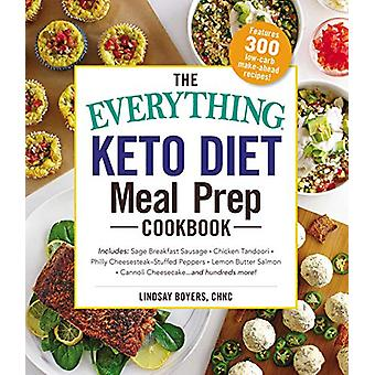 The Everything Keto Diet Meal Prep Cookbook - Includes - Sage Breakfast