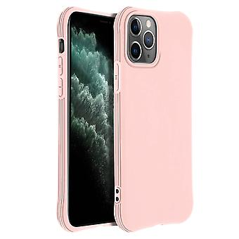 Flexible Silicone Bumper Case for Apple iPhone 11 Pro Resistant- Pink
