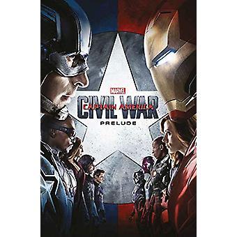 Marvel Cinematic Collection Vol. 7 - Captain America Civil War Prelude