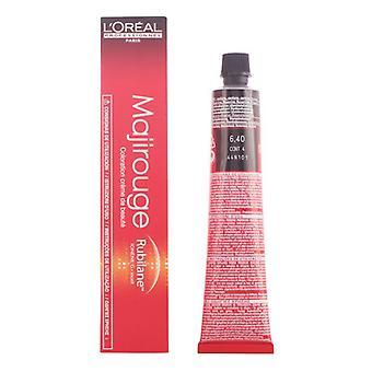 Permanent färg Creme Majirouge Rubilane N6,40 L'Oreal Expert Professionnel (50 ml)