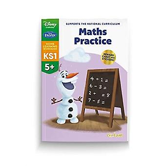 Frozen Maths Practice 5