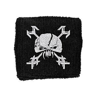 Iron Maiden Sweatband The Final Frontier Eddie New Official black Cotton