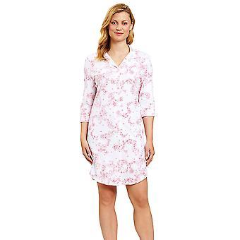 Rösch 1203146-15649 Women's New Romance Toile de Jouy Pink Nightdress