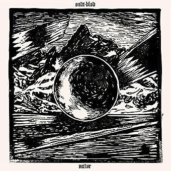Ondt Blod - Natur [CD] USA tuonti