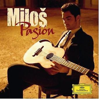 Milos Karadaglic - Pasi N [CD] USA import