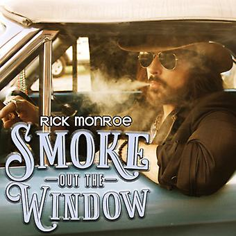 Monroe*Rick - Smoke Out the Window [CD] USA import