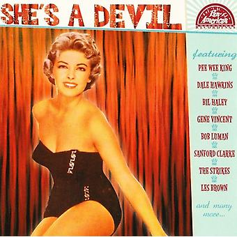 She's A Devil [CD] USA import