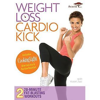 Gewicht Verlust Cardio Kick [DVD] USA importieren