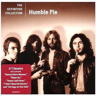 Humble Pie - Definitive Collection [CD] USA import