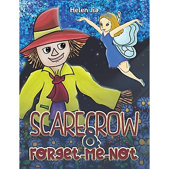 Scarecrow  ForgetMeNot by Jia & Helen