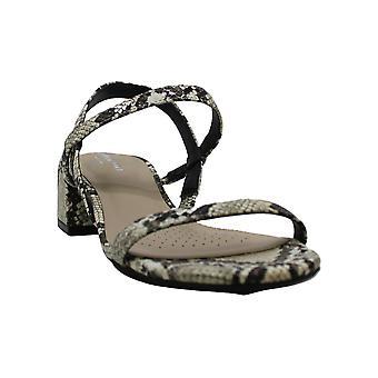 Kenneth Cole New York Women's Maise Block Heel Strapp Sandal Heeled