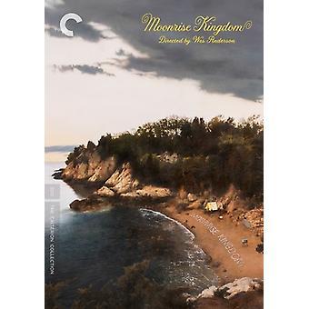 Månen Kongerige [DVD] USA importerer