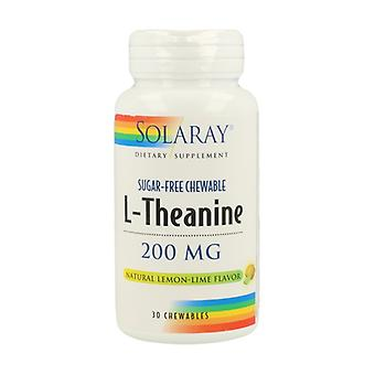 L-Theanine 30 capsules of 200mg