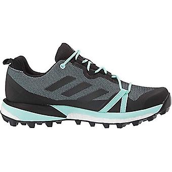 adidas outdoor Women's Terrex Skychaser LT GTX Athletic Shoe, ASH Grey/Black/...