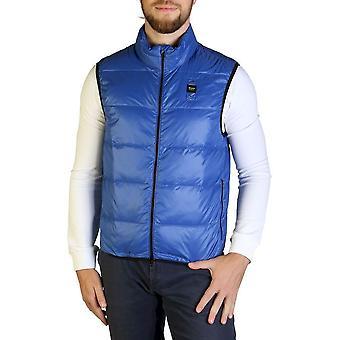 Blue - Clothing - Jackets - 3043-876NR - Men - dodgerblue - 3XL