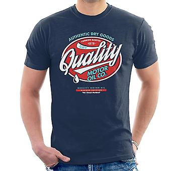 London Banter Qualität Motor Öl Männer's T-Shirt