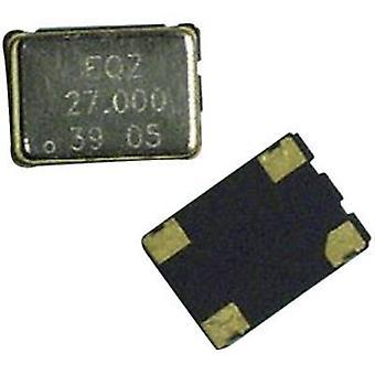EuroQuartz QUARZ OSCILLATOR SMD 5 x 7 kristallen OSCILLATOR SMD HCMOS 14,745 MHz 7 mm 5 mm 1,4 mm 1 PC (s)
