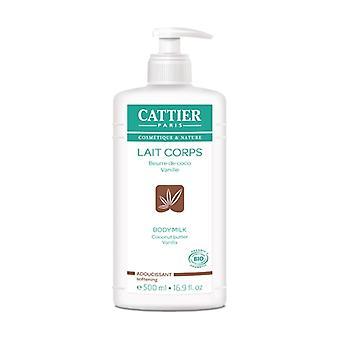 Organic softening body lotion 500 ml