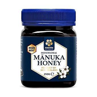Monofloral Manuka Honey MGO 400+ 250 g