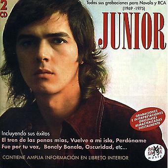 Junior - Todas Sus Grabaciones [CD] USA import