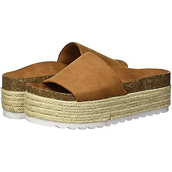 Dirty Laundry Womens Pippa Open Toe Casual Slide Sandals