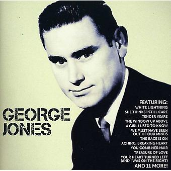 George Jones - Icon [CD] USA import