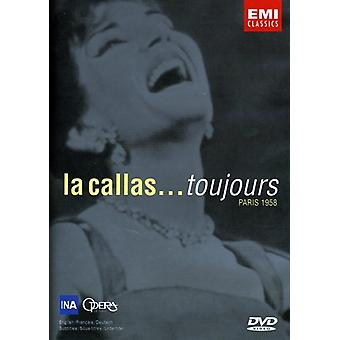 Maria Callas - Toujours [DVD] USA import