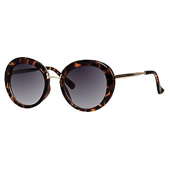 Sunglasses Women's Brown with Grey Lens (ml6620)