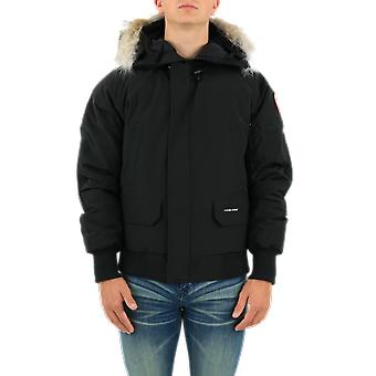 Canada Goose Chilliwack Bomber Black 7999M61Outerwear