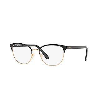 Vogue VO4088 352 Black-Gold Glasses
