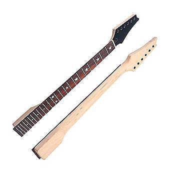 Oikeakätinen kitara kaula 22 Frets Rosewood kaula sormilevy