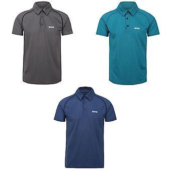 Regatta Mens Kalter Short-Sleeved Polo Shirt