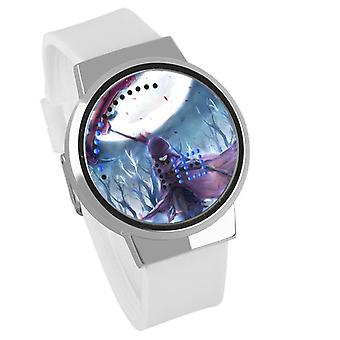Relógio Luminous LED Digital Touch Children à prova d'água - RWBY #22