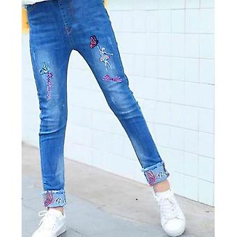 Jeans, Skinny Casual Jeans, Denim For Spring - Wear Set-2