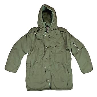 Brand New Hooded gewatteerde Parka Dubon / Jacket / jas