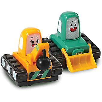vtech toot-toot cory carson® playzone kimmy and timmy mini cars