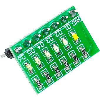 6 Tilan LED-moduuli