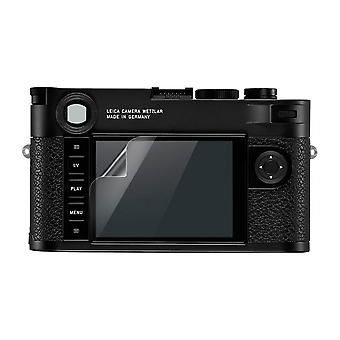Celicious Matte Anti-Glare Screen Protector Film Compatible with Leica M10-R [Pack of 2]