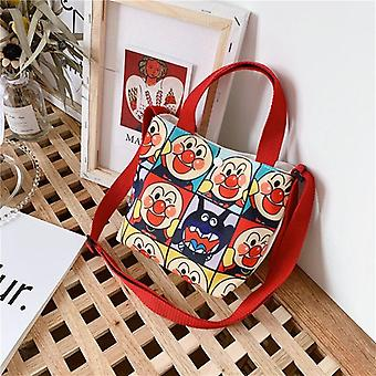 New Canvas Bag, Fashion Baby Cartoon Mickey Handbag -boy
