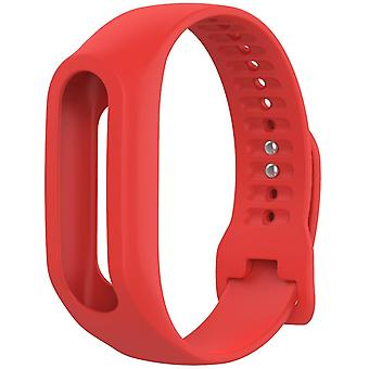 TomTom Touch Bracelet Silicone Red