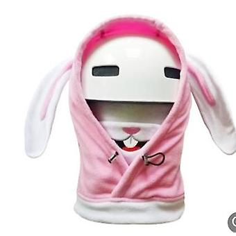 Hat Snowboard Thermal Winter Mask Women Kids Fleece Warm Men