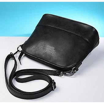 New Fashion Women's Messenger Bag, Nubuck Leather Small Crossbody Bags Handbag