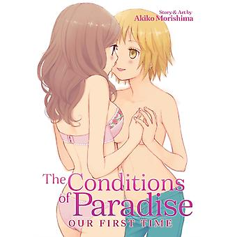 The Conditions of Paradise Our First Time by Morishima & Akiko