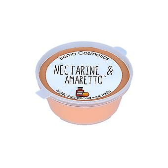 Bomb Cosmetics Mini Melt - Nectarina y Amaretto