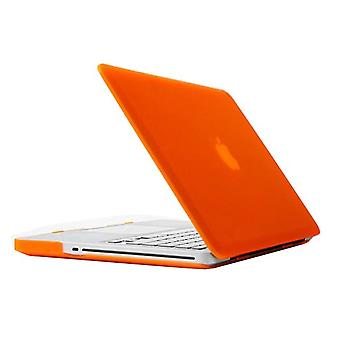 Apple MacBook Pro 15.4 tuuma tapauksessa suojus oranssi