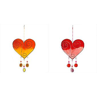 Something Different Heart Sun Catcher
