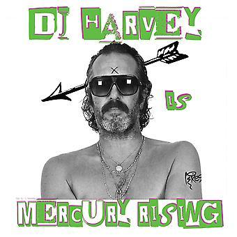 DJ Harvey - The Sound Of Mercury Rising CD