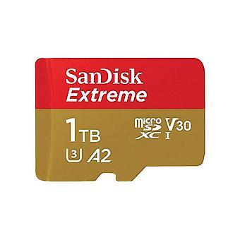Sandisk 1Tb Extreme Micro Sdxc Uhs I Memory Card